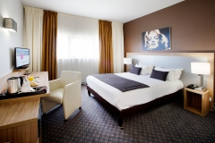 7Hotel&Fitness - Les chambres doubles