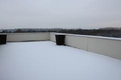 La Terrasse enneigée