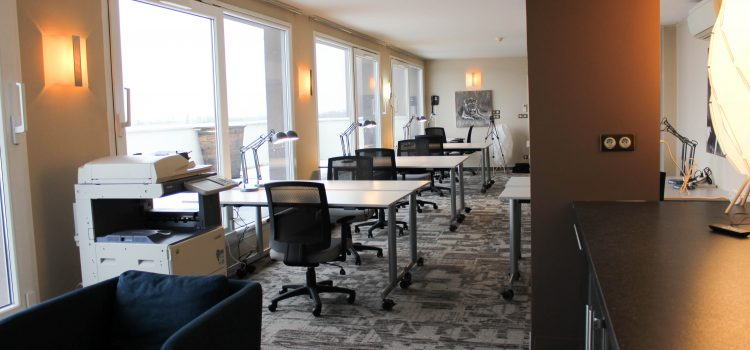 Le CoWorking by 7Hotel&Fitness